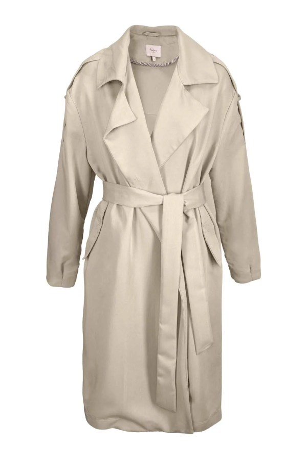 Pepe Trenchcoat Elsa | Missforty