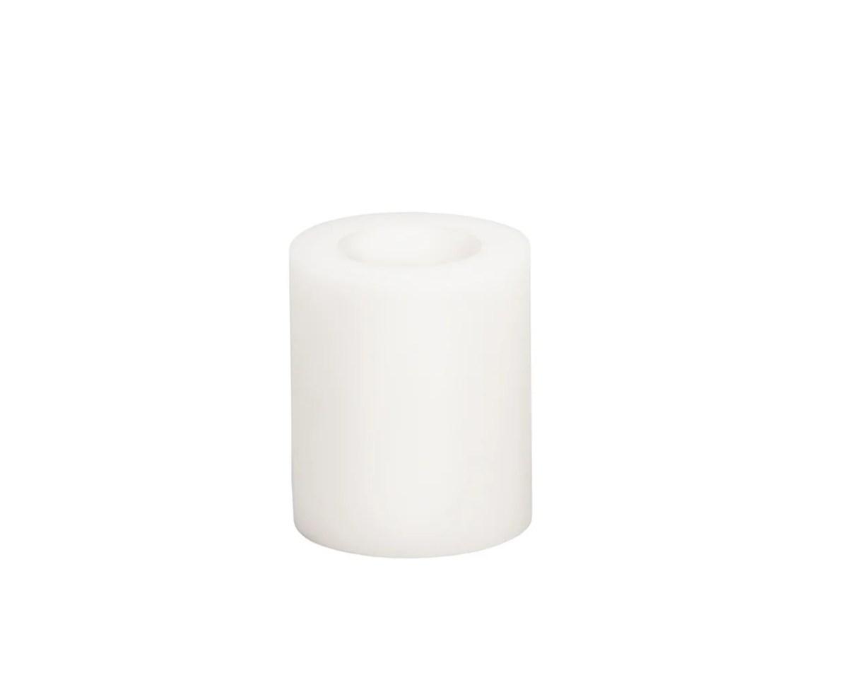 7824 Edzard Teelichthalter Dauerkerze Cornelius für Maxi Teelicht Groß Höhe 12 cm