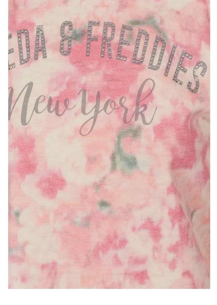 108.091 Sweatshirt, rosa-batic von Frieda & Freddies Grösse 38
