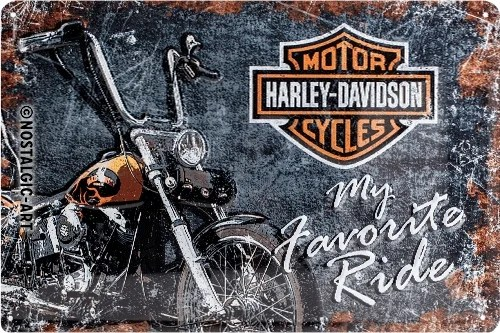 Harley-Davidson Favourite Ride