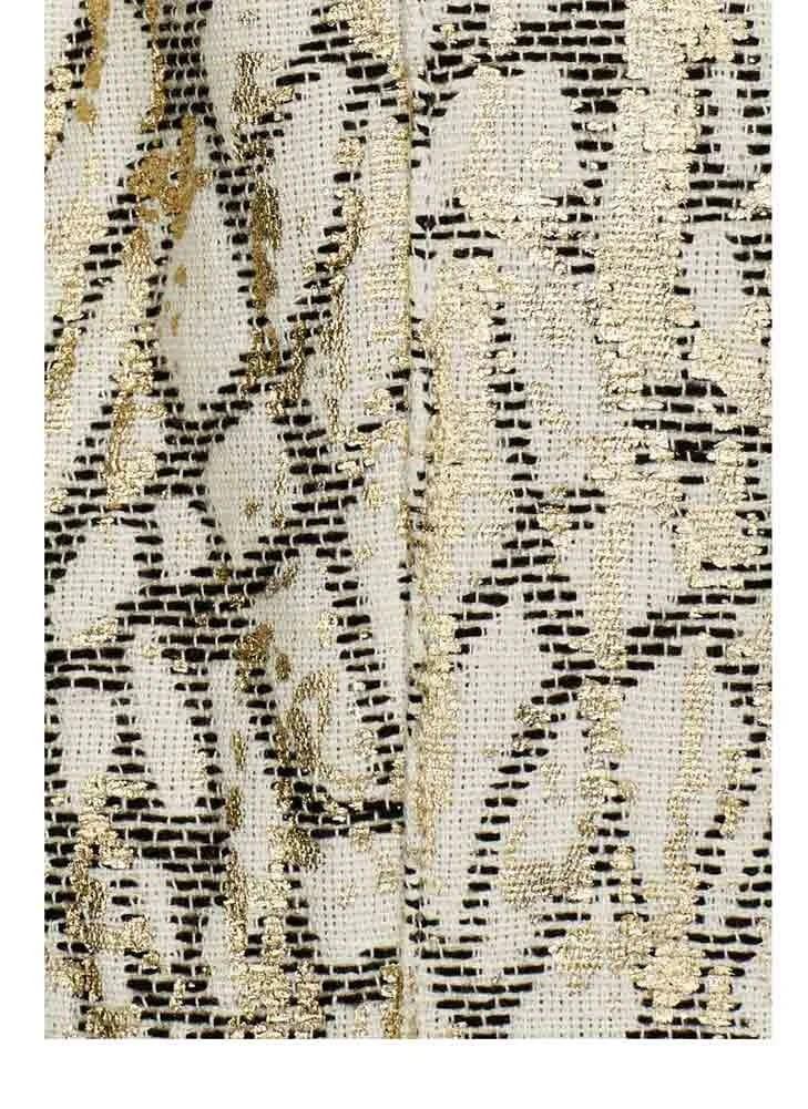 461.742 B.YOUNG Damen-Jacke Kimono-Style Beige-Goldfarben