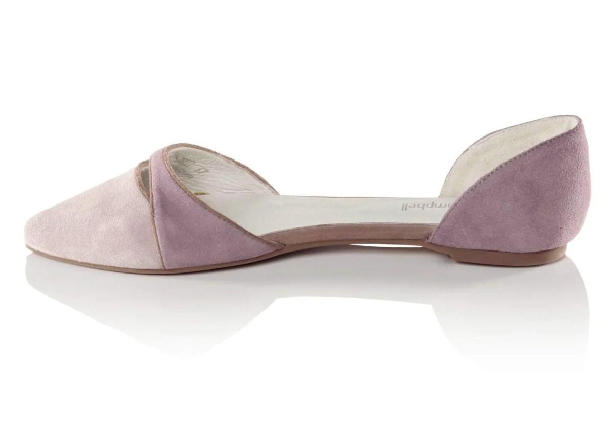 799.771 JEFFREY CAMPBELL Ballerina, puder-rosé
