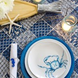 Coastal Tablescape for Father's Day