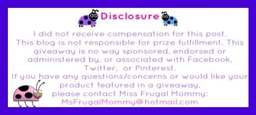 disclosure button