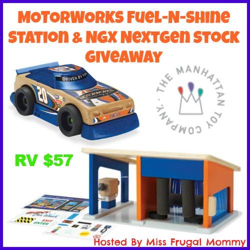 Motorworks giveaway