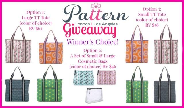 Pattern LA Giveaway (Winner's Choice)