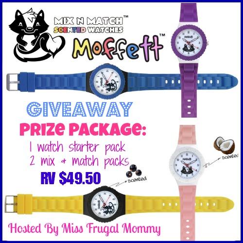 Moffett Watch Giveaway