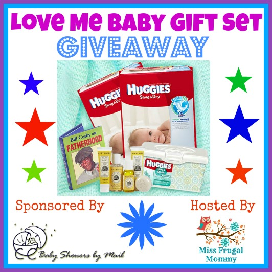 Love Me Baby Gift Set Giveaway