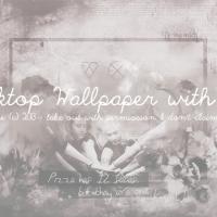 [Fanart] EXO Desktop Wallpaper by. Glace