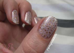 Dotted spiral powa