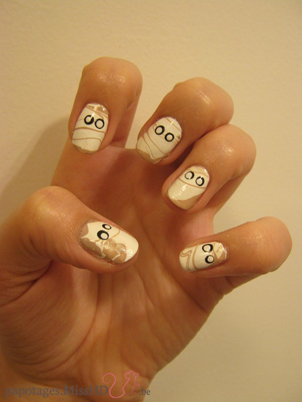 Nailstorming #28 This is Halloween