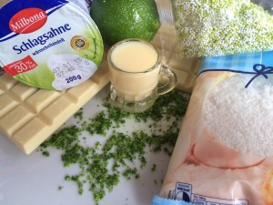 Limette Kokos Pralinen