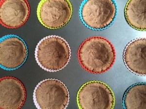 Törtchen gebacken