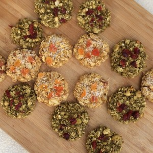 Vegane Kekse selber machen backen