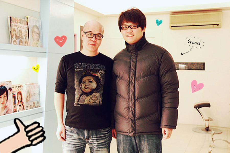 新北新莊美髮 香港形專業染護中心 500元染髮 好髮色就有好氣色