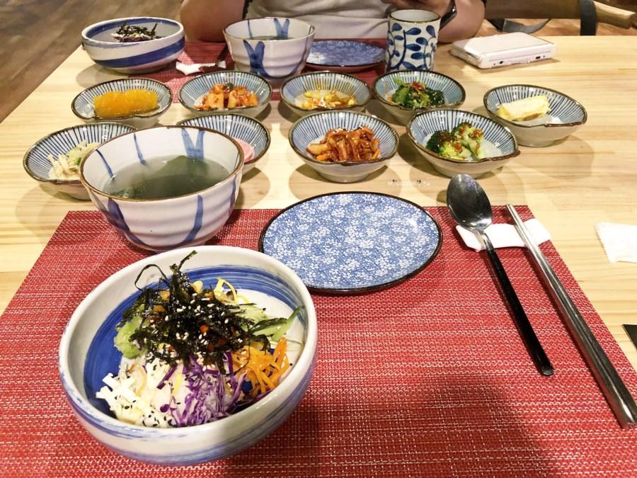 台中西屯美食【韓珍館/老虎城店】雙人韓式燒肉套餐!韓國烤肉!宮廷料理/聚餐聚會