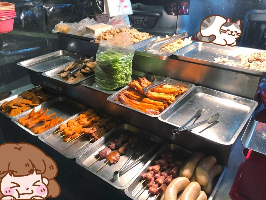 台中潭子美食【無名鹽酥雞】來來冰城前方小貨車!雞排一份只要25元!超便宜銅板美食!