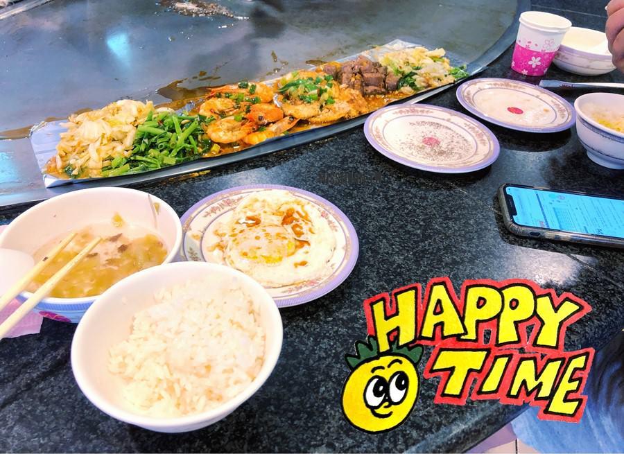 台中西區美食 諾米亞鐵板燒 老字號平價鐵板燒 白飯/熱湯/飲料/無限吃 近向上市場 勤美