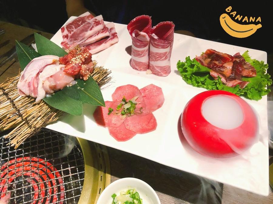 捷運台北101/世貿站美食【燒肉同話/光復南店】也有像台中燒肉套餐系列喔!變裝自己DIY!聚餐聚會!