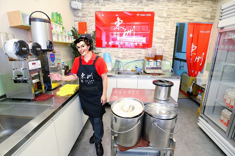 台中北區美食【東洲黑糖奶舖/學士店】台灣第一家黑糖飲料專賣店!天然養生飲品!原來黑糖和純茶可以這麼好喝