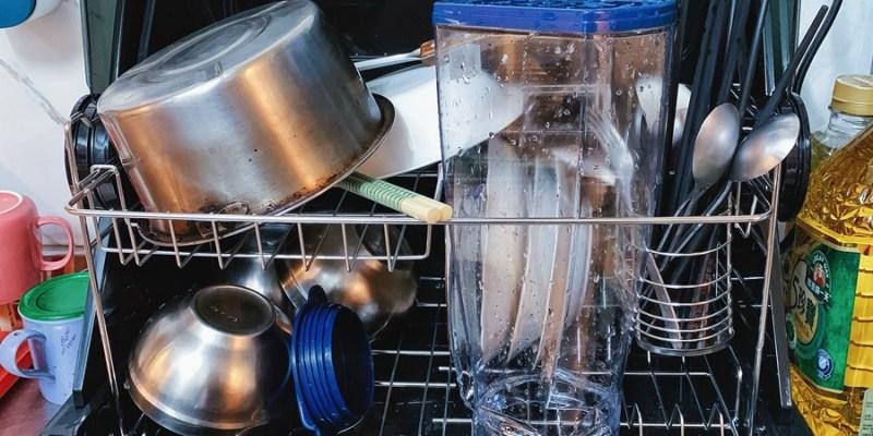 韓國質感家電品牌【Clearshae奶瓶烘碗機】65L超大容量收納!連鍋子都進得去!UV紫外線雙重殺菌!