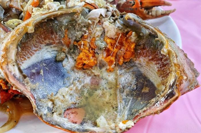 桃園大園美食【游記海鮮餐廳/12號】竹圍漁港餐廳推薦!漁產直銷中心2F代客料理首選!