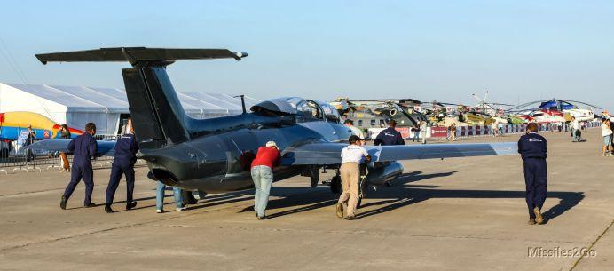 Не самолет, а самоход Л-29