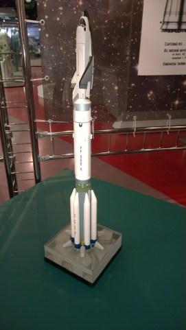 Легкий космический самолет на РН УР-500К