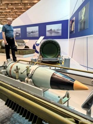 Ядерный артснаряд калибра 152 мм (1988 г.)