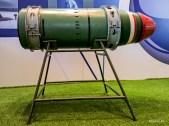 Корпус боевого зарядного отделения изделия М244.01.000-II