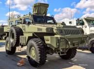 Многофункциональный автомобиль «Арлан» (он же БТР Marauder, ЮАР