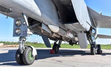 """МиГ-31БМ """"37"""". Вооружение"""