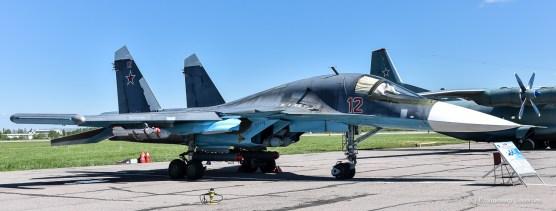 """Су-34 """"12"""""""
