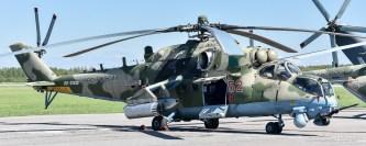 "Ми-35М ""52"""