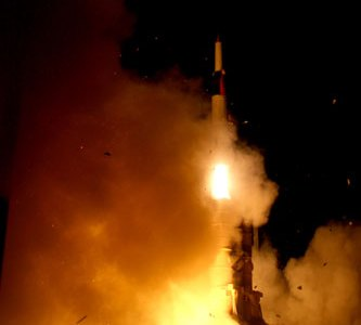 Israel, US Test-Fire Arrow 2 Interceptor