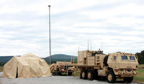 Army Tests Integrated Air and Missile Defense Battle Command System (IBCS)