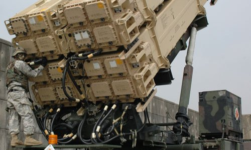"PAC-3 Interceptor Passes ""Complex Test"""
