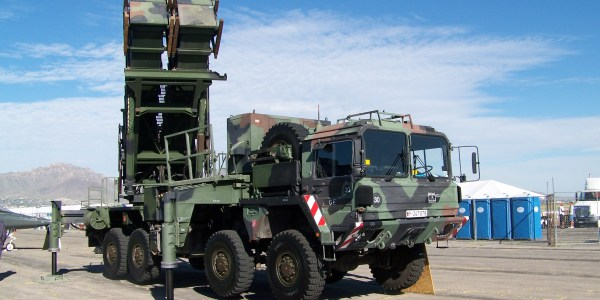 Sweden Green-lights Negotiations to Acquire Patriot System