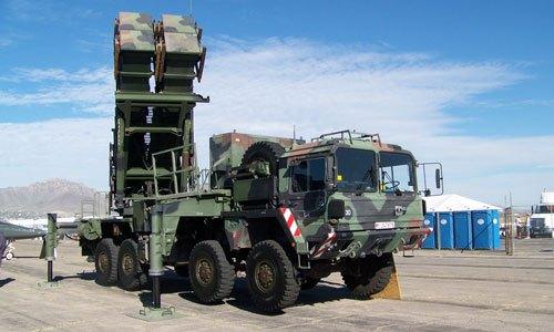 Patriot Conducts Successful Intercept Tests