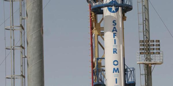 Iranian Satellite Launch Fails