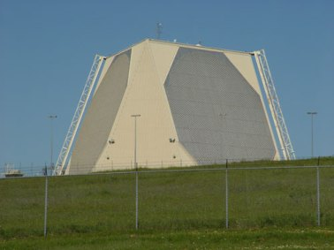 Beale Upgraded Early Warning Radar