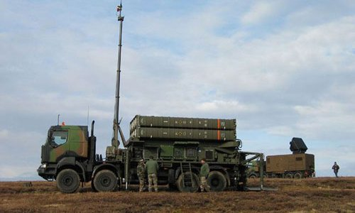 Singapore Deploys Aster 30 Air Defense System