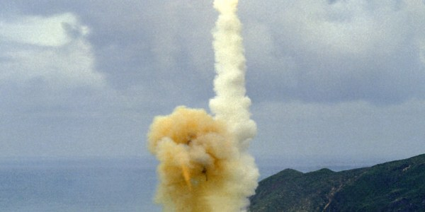 Minuteman III Flight Test Terminated After Anomaly Detected