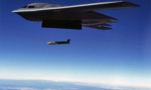 "Air Force Research Laboratory Seeks to Develop New ""Gray Wolf"" Missile"