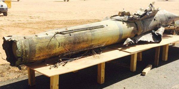 Houthi Rebels Fire 12 Missiles Towards Saudi Arabia