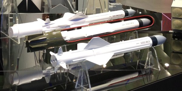 Brazil Tests MANSUP Antiship Missile