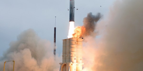 Target Error Causes 'No-Test' for Arrow 3 Interceptor