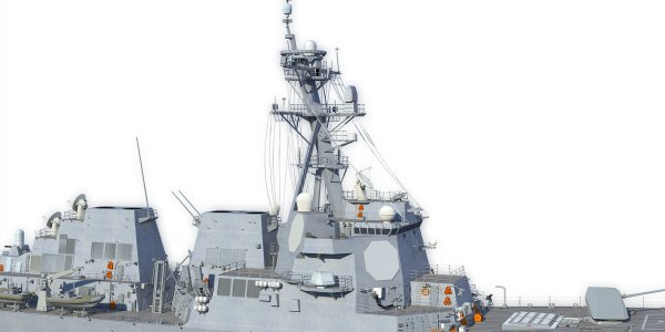 US Navy Conducts Successful SPY-6 Radar Test