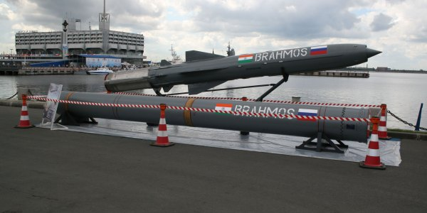 India Successfully Flight Tests BrahMos Cruise Missile