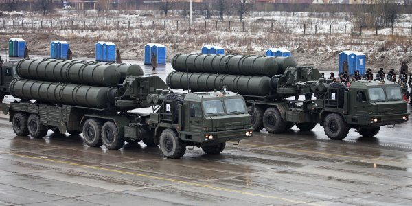Erdogan: Turkey to Jointly Produce S-500 With Russia